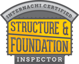 InterNACHI Certified Structure and Foundation Inspector